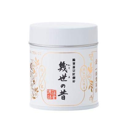 Ippodo Matcha - Balanced - Ikuyo-no-mukashi (40g) by IPPODO TEA CO.
