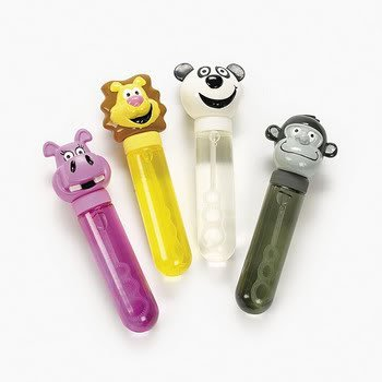 Big Animal Character Bubbles dozen product image