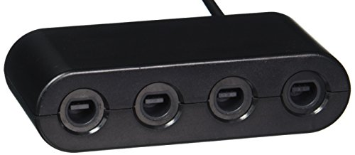Tomee 4-Port GameCube Controller Adapter for Wii by Tomee