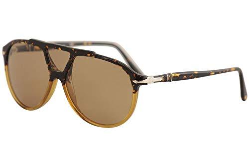 ویکالا · خرید  اصل اورجینال · خرید از آمازون · Persol Men's PO3217S PO/3217/S 1086/53 Caramel Tortoise Pilot Sunglasses 59mm wekala · ویکالا