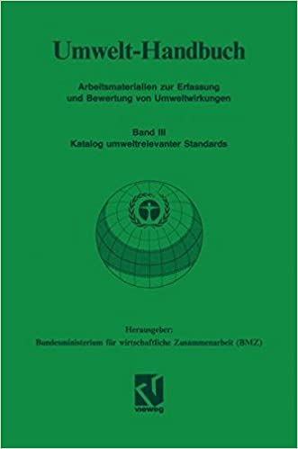 439f46f2f9d8e0 Katalog umweltrelevanter Standards (German Edition) (German) Softcover  reprint of the original 1st ed. 1993 Edition