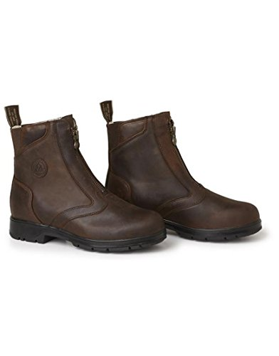 River Mountain Horse Paddock Brown Boots Spring EEPxqr6n