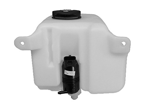 Windshield Washer Reservoir w/Pump for 1995-2000 Toyota Tacoma fits TO1288134 / ()