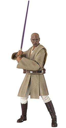 BANDAI S.H.Figuarts Mace Windu (Star Wars)
