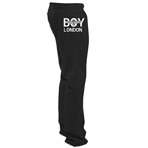 DHome Men's Running Pants Lon Don Boy Black - Socks Tom Cruise