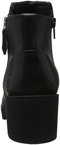 01 Ankle Women's Black Black Boots Lined Kalt Bronx Law Boots Short H7qvUwP