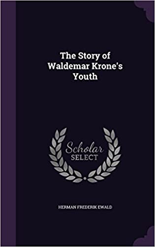 Book The Story of Waldemar Krone's Youth