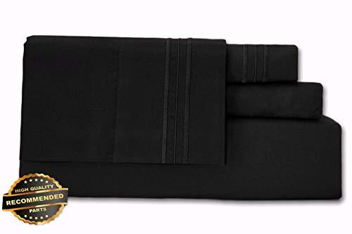 Florance Jones 4 Piece Deep Pocket Bed Sheet Set 1800 Series Sheet Set SHSTHR-122018587 | California King