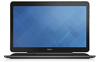 2017 Dell Latitude E7350 13 7000 CONVERTIBLE 2-in-1 Premium Laptop (Full-HD IPS Touchscreen, Intel Core M-5Y71, 4GB RAM, 128GB SSD, Windows 8 Professional) (Certified Refurbished)