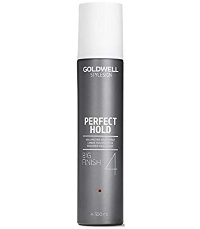 - Goldwell Style Sign Big 4 Finish Volume Hairspray for Unisex, 9.2 Ounce by Goldwell [Beauty] by Goldwell