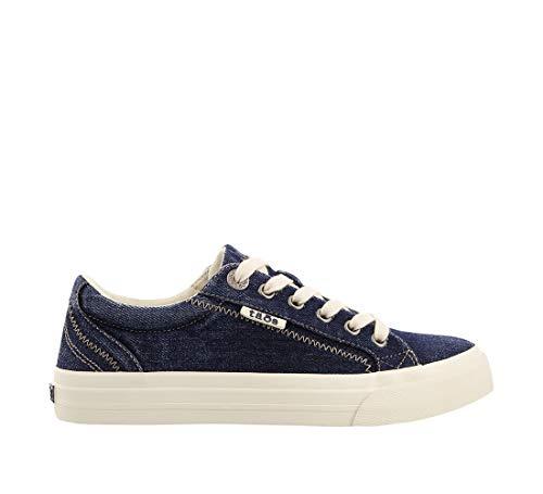 Sneaker Denim Plim Soul Footwear Blue Women's Taos wng0qRIH