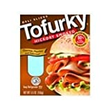 Tofurky Deli Slices Hickory Smoked 5.5 OZ (Pack of 6)