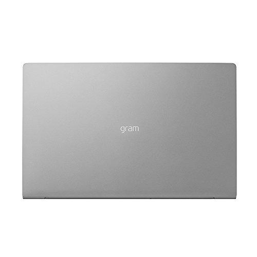 "LG Gram Thin and Light Laptop - 15.6"" Full HD IPS Display, Intel Core i7 (8th Gen), 8GB RAM, 256GB SSD, Back-lit Keyboard - Dark Silver – 15Z980-A.AAS7U1"