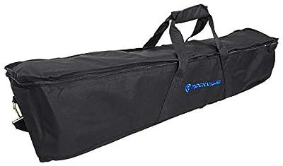 Rockville Transport Bag for Chauvet COLORband T3 BT Linear Wash Light Strip by Rockville