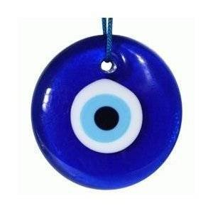 wall-mounted evil eye from Amazon