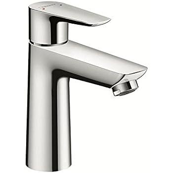 Hansgrohe Talis E Single Hole Chrome Lavatory Faucet
