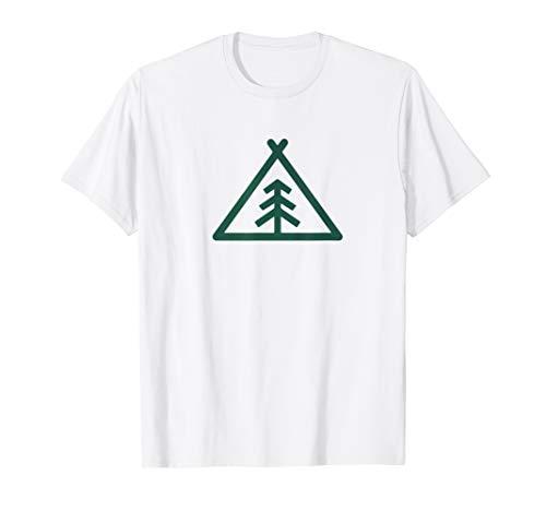 Tree & Tent Camping and Hiking Shirt