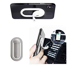 Amazon.com: Cell Phone Holder | Air Vent Car Mount | Selfie ...