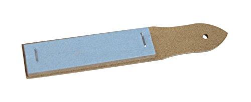 - Jack Richeson 694006-12 Sandpaper Block with Wood Handle, 1.9
