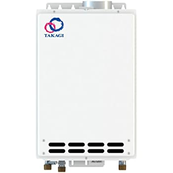 Takagi T-K4-IN-LP Indoor Tankless Water Heater, Propane