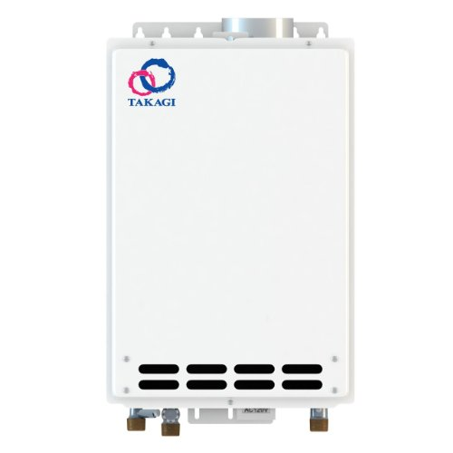 Takagi T-K4-IN-LP Indoor Tankless Water Heater, Propane
