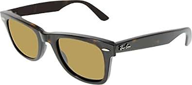 Ray-Ban 2140 902/57 Dark Tortoiseshell 2140 Wayfarer Wayfarer Sunglasses Polari