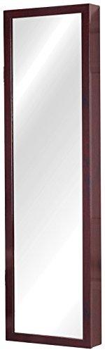 wall door mount armoire