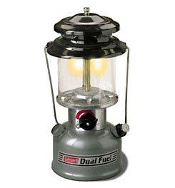Coleman Dual-Fuel 2-Mantle 285 Lantern (Coleman Powerhouse Dual Fuel 2 Mantle Lantern)