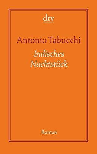 Indisches Nachtstück: und ein Briefwechsel Taschenbuch – 1. August 2009 Antonio Tabucchi Karin Fleischanderl dtv Verlagsgesellschaft 3423191309