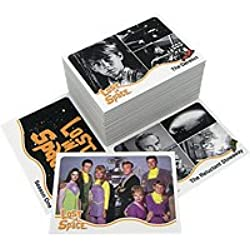 Lost in Space Complete Classic TV Series - 90 Trading Card Base Set