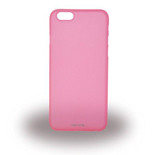 nevox 1380 StyleShell Air Rückseite Smartphone Schutzhülle schwarz/klar