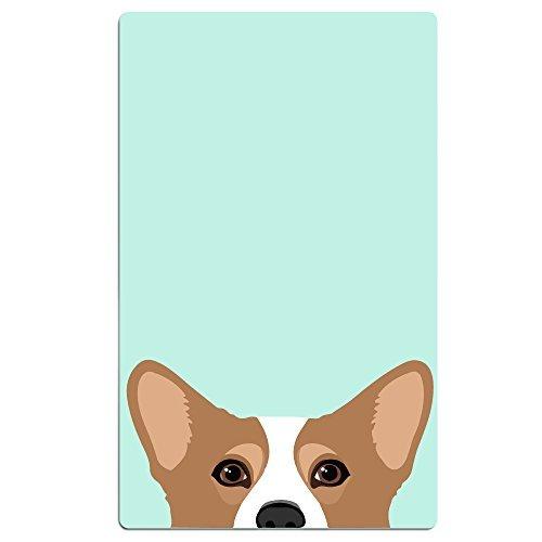 Cute Corgi Dog Art Print Absorbent Beach & Pool Towel Bath Towel 80cm*130cm