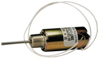 GUARDIAN ELECTRIC TP12X19-C-24D SOLENOID, CYLINDRICAL, PUSH, CONTINUOUS