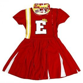 Disney High School Musical 3 Cheerleader Dress, Medium (5-7)