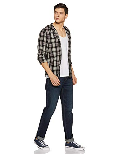 Lee Cooper Men's Relaxed Fit Jeans 2021 July Care Instructions: Machine Wash Fit Type: Relaxed Color Name: Indigo