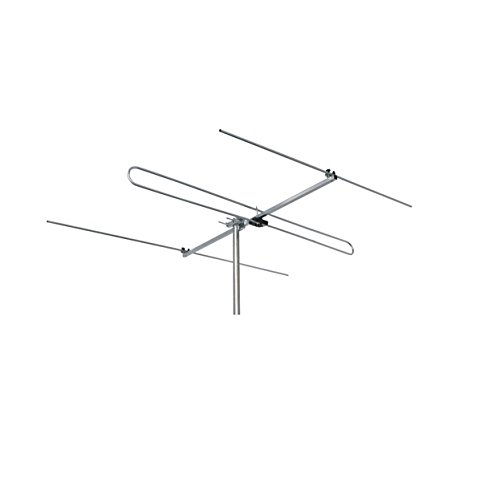 FM Antenna High Gain Reception Directional FM Reception Antenna - 3 Element Yagi ()