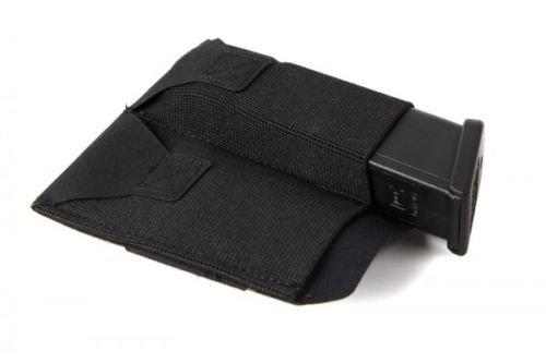 BLF Black Force Belt Mount DB Pal Mag Ph. Black Gun Stock Accessories