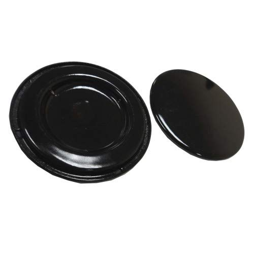(98005518 Whirlpool Range Cap, Burner (Black))