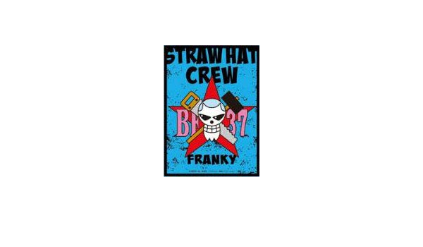 Ensky Character Sleeves 65ct Deck Protectors One Piece Jolly Roger Franky