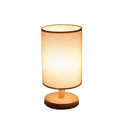 Yike-Lamp Simple Modern Warm Alimentación lámpara de Mesa ...
