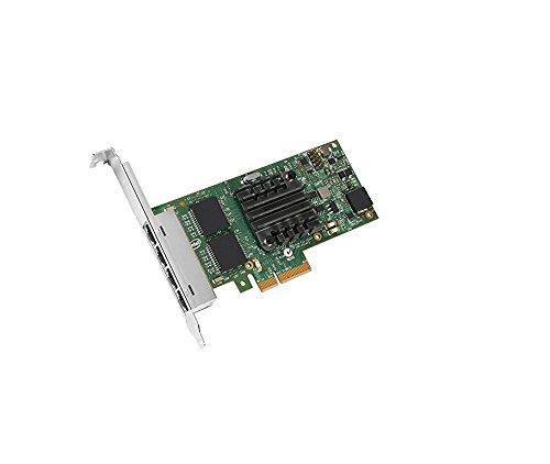 Intel 4XC0F28731 Ethernet Server i350-T4 Network Adapter, PCI Express 2.0 X4