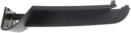 Partslink Number BM1038112 OE Replacement BMW 745//760 Front Driver Side Bumper Insert Unknown