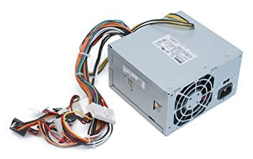 (Genuine Dell F4284 X2634 350W Power Supply (PSU) Power Brick Power Source, For Dimension 4700, 8400 and OptiPlex GX280 Tower, Identical Dell Part Numbers: C4849, C3629, G4265, Identical Model Numbers: N350N-00 / N350P-00 / L350P-00 / PS-6351-1DS / PS-6351-1DFS / NPS-350CB A / NPS-350CB B / NPS-350DB A)