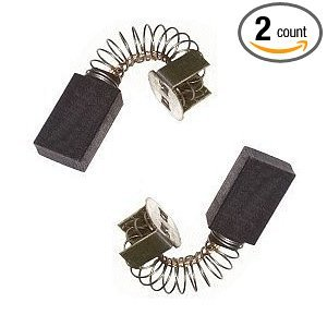 (Skil 1619X01351 Brush with Spring (2 pack) replacement part for Skil 77 (2610912980))
