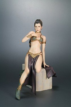 Kotobukiya Princess Leia As Slave From Return Of The Jedi