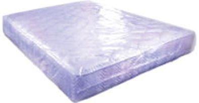 Funda de colchón de polietileno, tamaño super King, para mudanzas