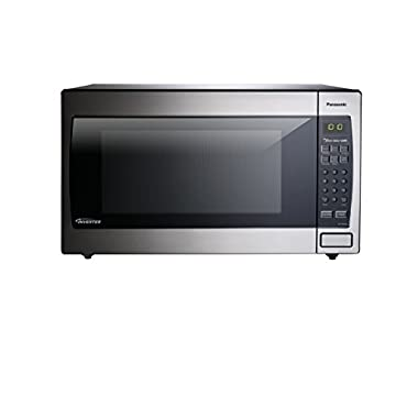 Panasonic NN-SN966S Countertop/Built-In Microwave with Inverter Technology, 2.2  cu. ft.