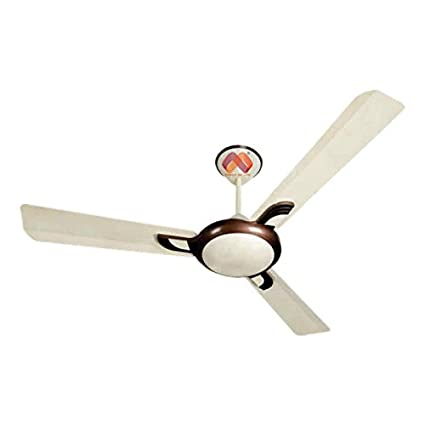 Buy METRO Ceiling Fan With Remote Control, White (1200 mm