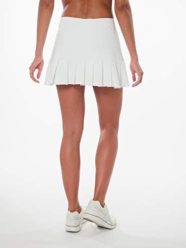 mujer Style Falda Sport estilo A40grados para blanco UBH17wq