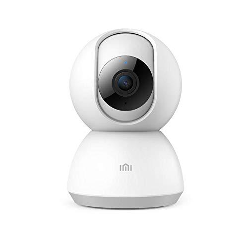 Smart Home IP Camera 1080P PTZ 360 IP CCTV Security IR Motion Detection Camera Edition - Security Cameras Wifi IP Cameras - 1 x XIAOMI MIJIA 1080P 360 IP Camera
